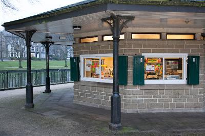 Image representing Lakeside Kiosk