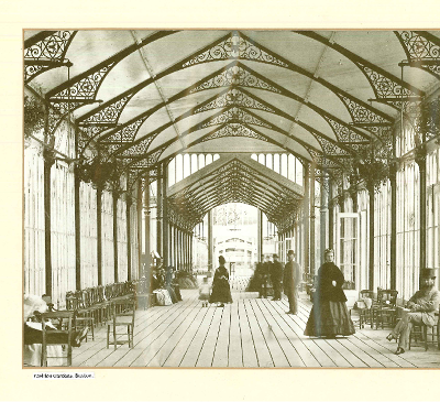 Image representing History of Pavilion Gardens