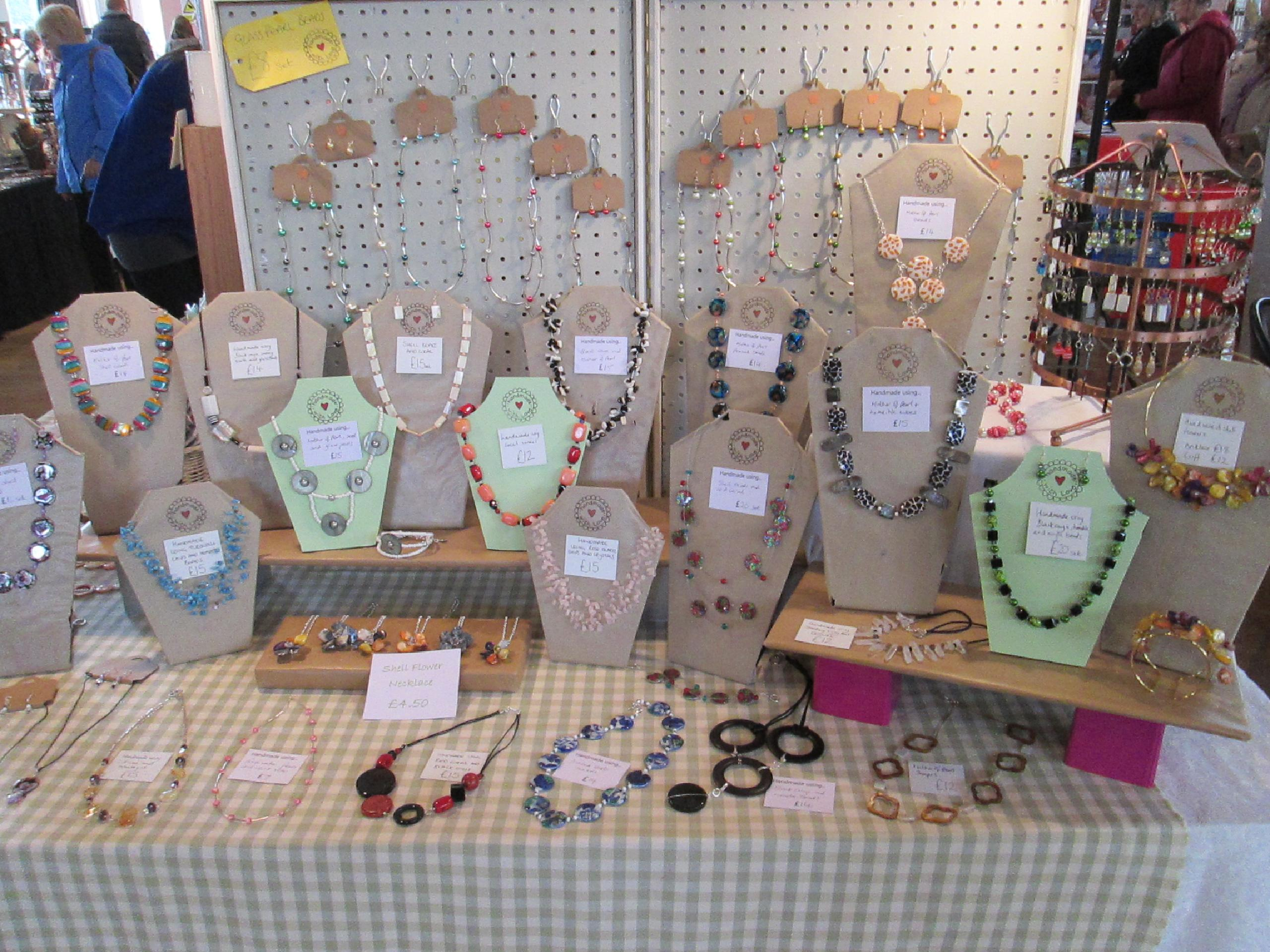 Indoor Stall 5 Jewellery