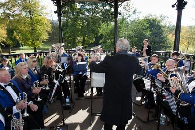 Image representing Bands on the Bandstand