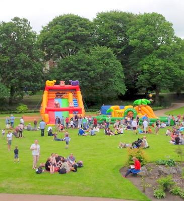 Image representing Summer Fete