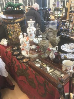 Image representing Antique & Collectors Fair