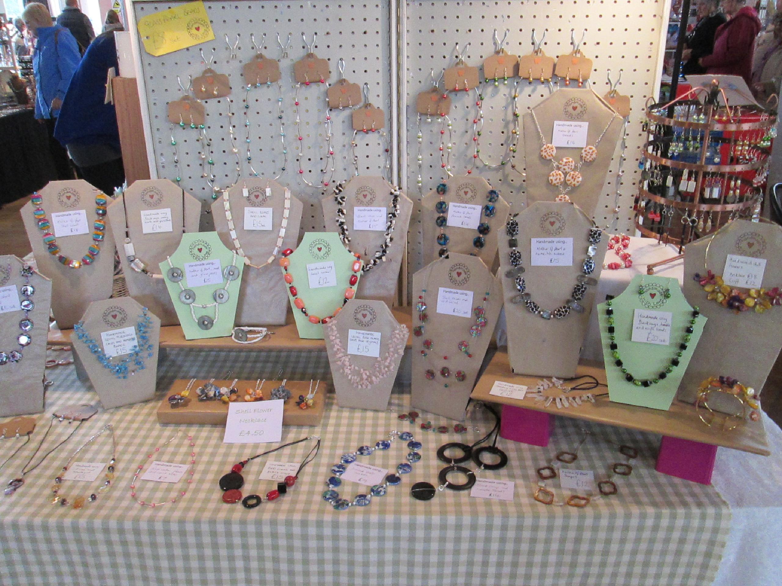 Indoor Stall 5 Jewellery