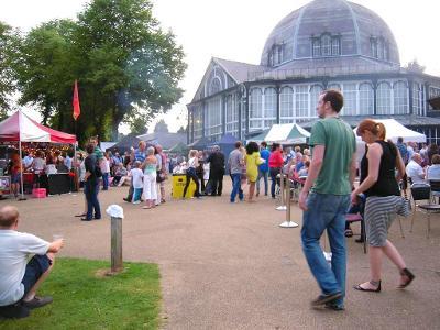 Image representing Pavilion Gardens Events